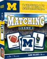 Michigan Wolverines Matching Game