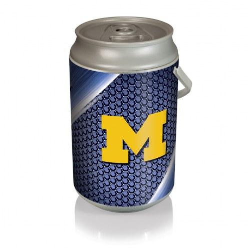 Michigan Wolverines Mega Can Cooler