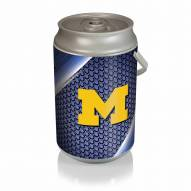 Michigan Wolverines Mega Can Cooler