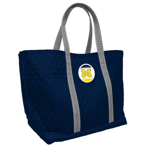 Michigan Wolverines Merit Tote Bag