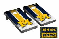 Michigan Wolverines Mini Cornhole Set