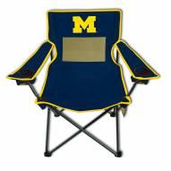 Michigan Wolverines Monster Mesh Tailgate Chair