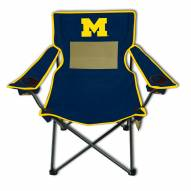 Michigan Wolverines Monster Mesh Tailgate Chair