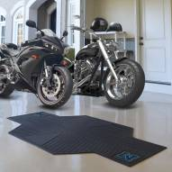 Michigan Wolverines Motorcycle Mat