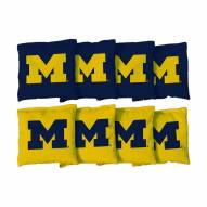 Michigan Wolverines NCAA Cornhole Bag Set