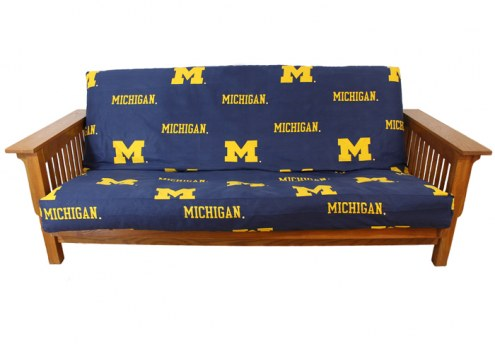Michigan Wolverines Futon Cover