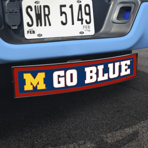 Michigan Wolverines NCAA Light Up Hitch Cover