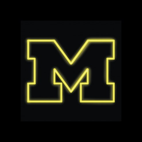 Michigan Wolverines Neon Sign