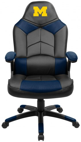 Michigan Wolverines Oversized Gaming Chair