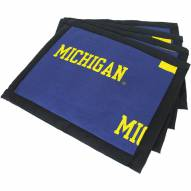 Michigan Wolverines Placemats