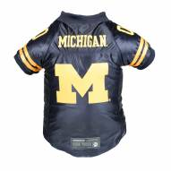 Michigan Wolverines Premium Dog Jersey
