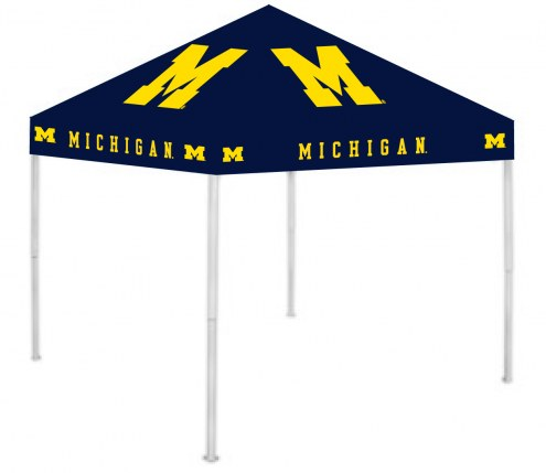 Michigan Wolverines 9' x 9' Tailgating Canopy