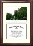 Michigan Wolverines Scholar Diploma Frame