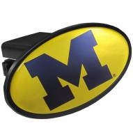 Michigan Wolverines Class III Plastic Hitch Cover