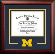 Michigan Wolverines Spirit Diploma Frame