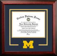 Michigan Wolverines Spirit Diploma Frame