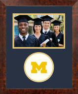 Michigan Wolverines Spirit Horizontal Photo Frame