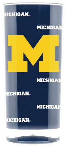 Michigan Wolverines Square Tumbler