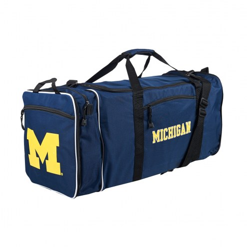 Michigan Wolverines Steal Duffel Bag