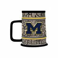 Michigan Wolverines Stone Stein
