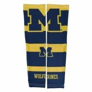 Michigan Wolverines Strong Arm Sleeves