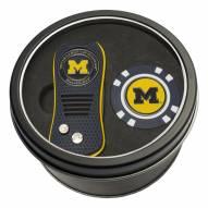 Michigan Wolverines Switchfix Golf Divot Tool & Chip