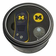 Michigan Wolverines Switchfix Golf Divot Tool, Hat Clip, & Ball Marker