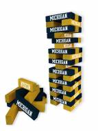 Michigan Wolverines Table Top Stackers