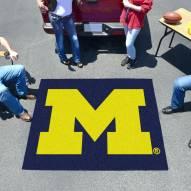 Michigan Wolverines Tailgate Mat