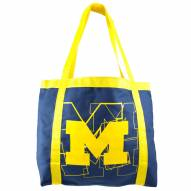 Michigan Wolverines Team Tailgate Tote
