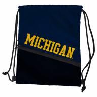 Michigan Wolverines Tilt Backsack