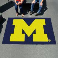 Michigan Wolverines Ulti-Mat Area Rug