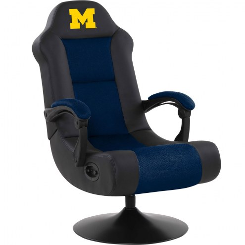 Michigan Wolverines Ultra Gaming Chair