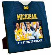 Michigan Wolverines Uniformed Picture Frame