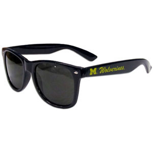 Michigan Wolverines Wayfarer Sunglasses