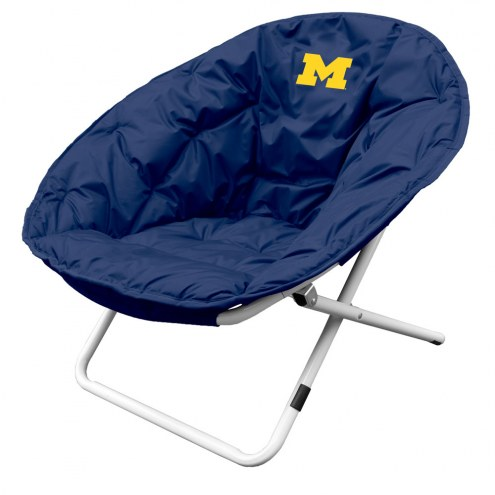 Michigan Wolverines NCAA Sphere Chair