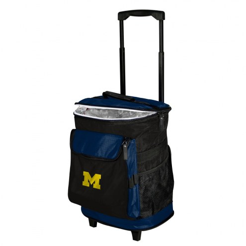 Michigan Wolverines NCAA Rolling Cooler