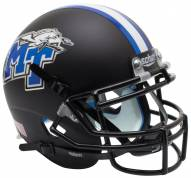 Middle Tennessee State Blue Raiders Alternate 2 Schutt XP Authentic Full Size Football Helmet
