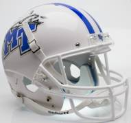 Middle Tennessee State Blue Raiders Alternate 3 Schutt XP Collectible Full Size Football Helmet