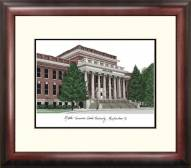 Middle Tennessee State Blue Raiders Alumnus Framed Lithograph