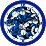 Middle Tennessee State Blue Raiders Candy Wall Clock