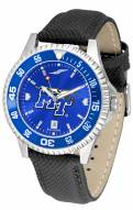 Middle Tennessee State Blue Raiders Competitor AnoChrome Men's Watch - Color Bezel