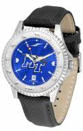 Middle Tennessee State Blue Raiders Competitor AnoChrome Men's Watch