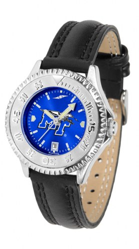 Middle Tennessee State Blue Raiders Competitor AnoChrome Women's Watch