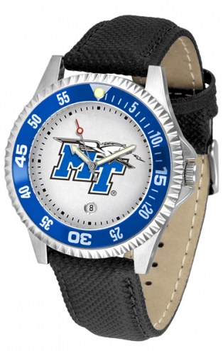 Middle Tennessee State Blue Raiders Competitor Men's Watch