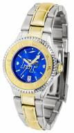 Middle Tennessee State Blue Raiders Competitor Two-Tone AnoChrome Women's Watch