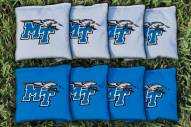 Middle Tennessee State Blue Raiders Cornhole Bag Set