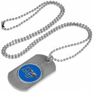 Middle Tennessee State Blue Raiders Dog Tag