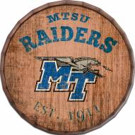 "Middle Tennessee State Blue Raiders Established Date 24"" Barrel Top"