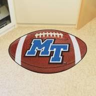 Middle Tennessee State Blue Raiders Football Floor Mat